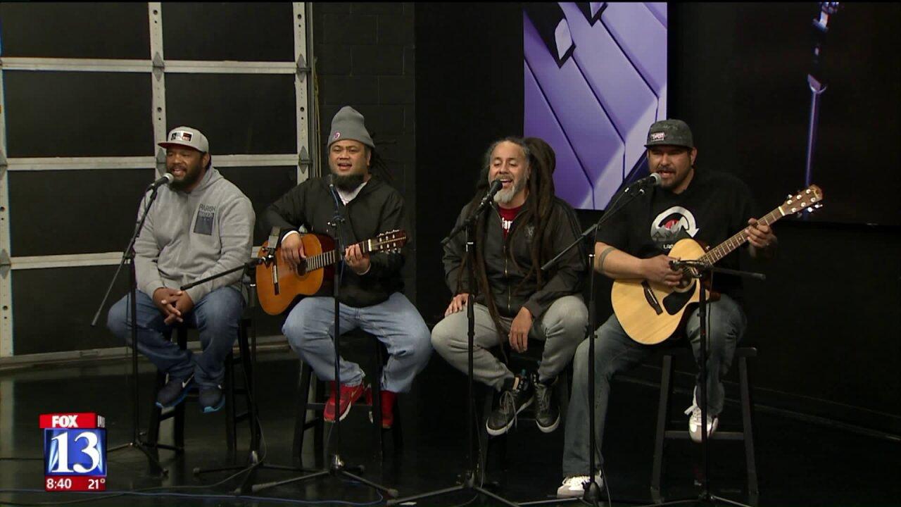 Natural Roots jams with GDU ahead of Bob Marley BirthdayBash