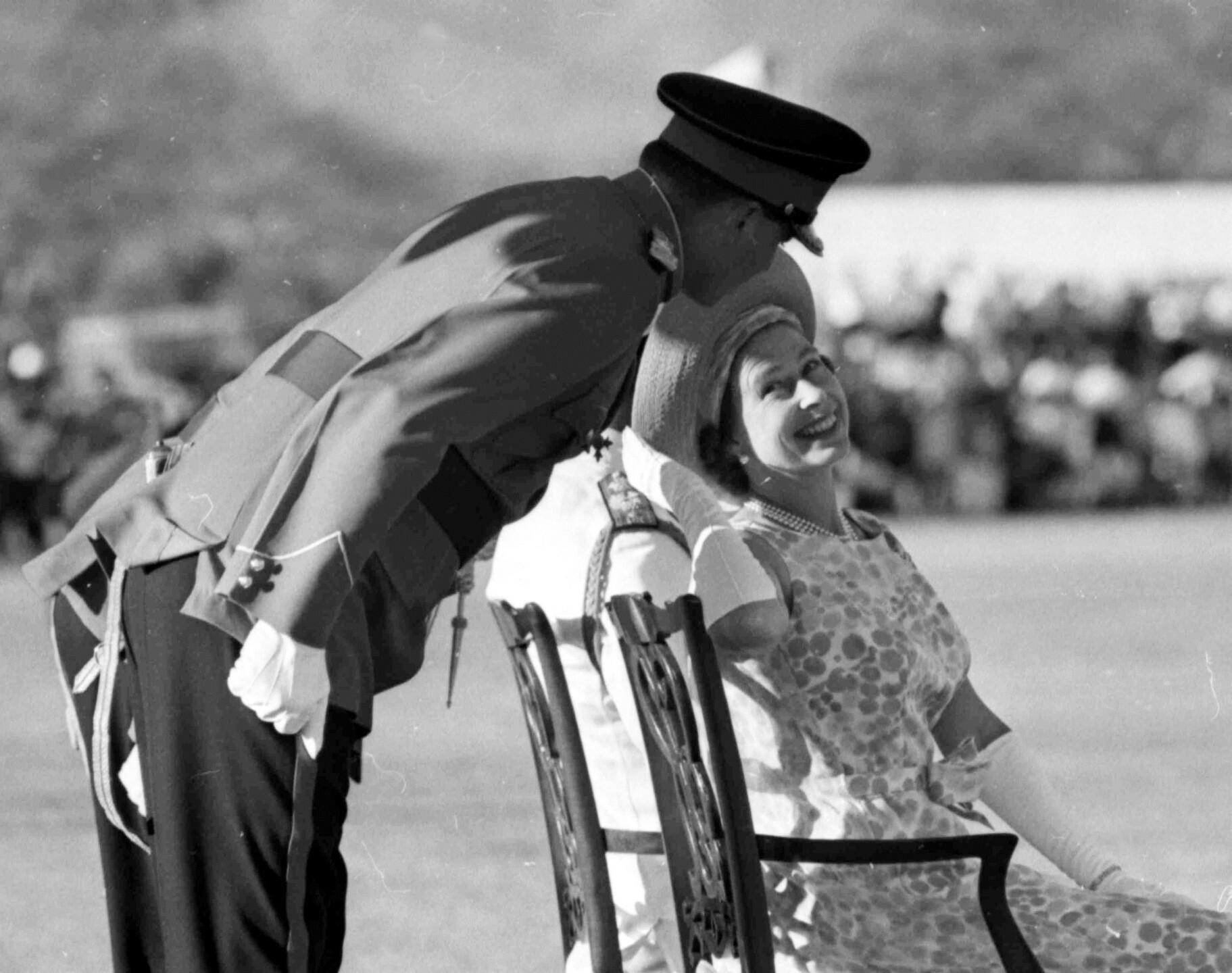Britain Queen's Reign Photo Gallery