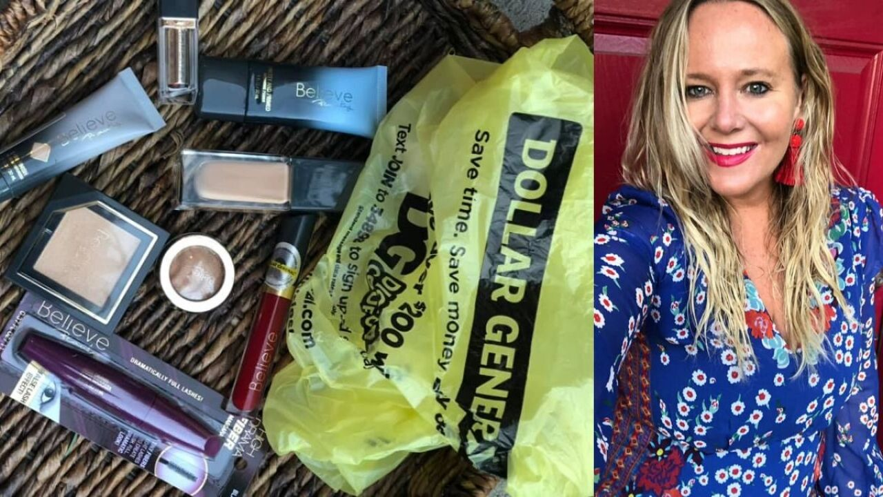 We tested Dollar General's new $5 makeup line and here's what we thought