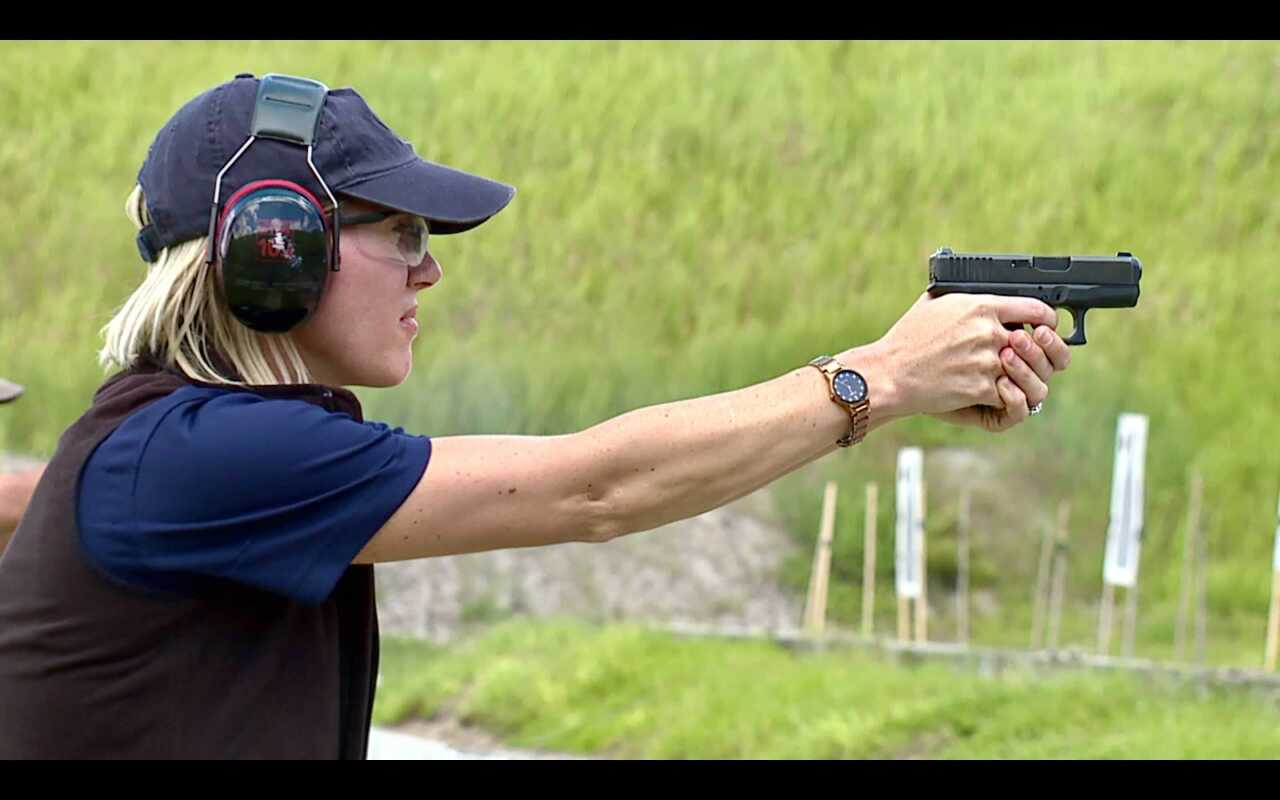 FBI Special Agent Kelly Shannon