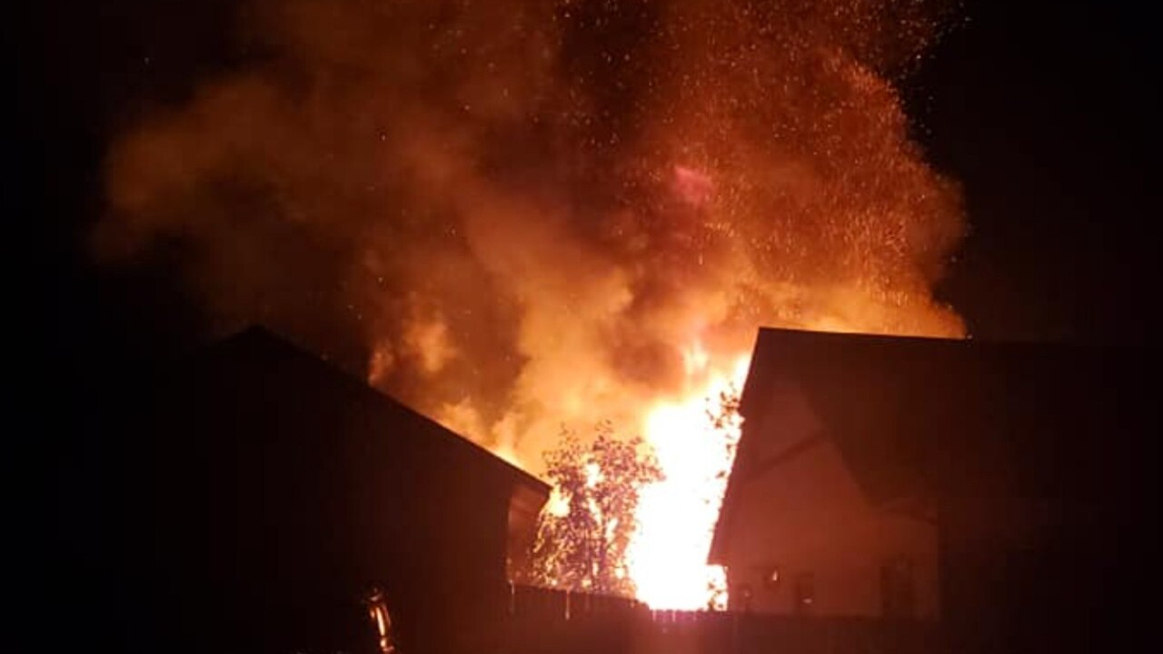 CFalls Fire 922