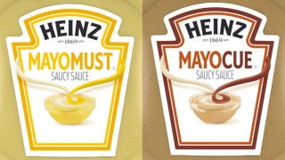 Heinz announces two new mayo-mashups: Mayocue and Mayomust