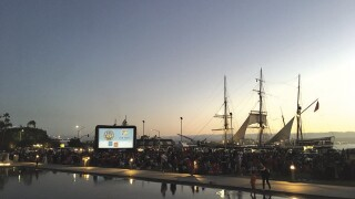 Where to catch outdoor summer movies in San Diego