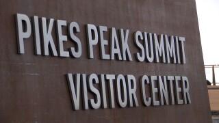 Pikes Peak Summit Visitor Center