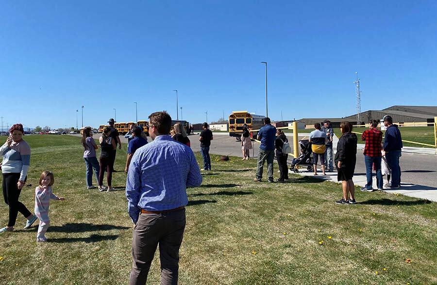 Parents Rigby School Shooting