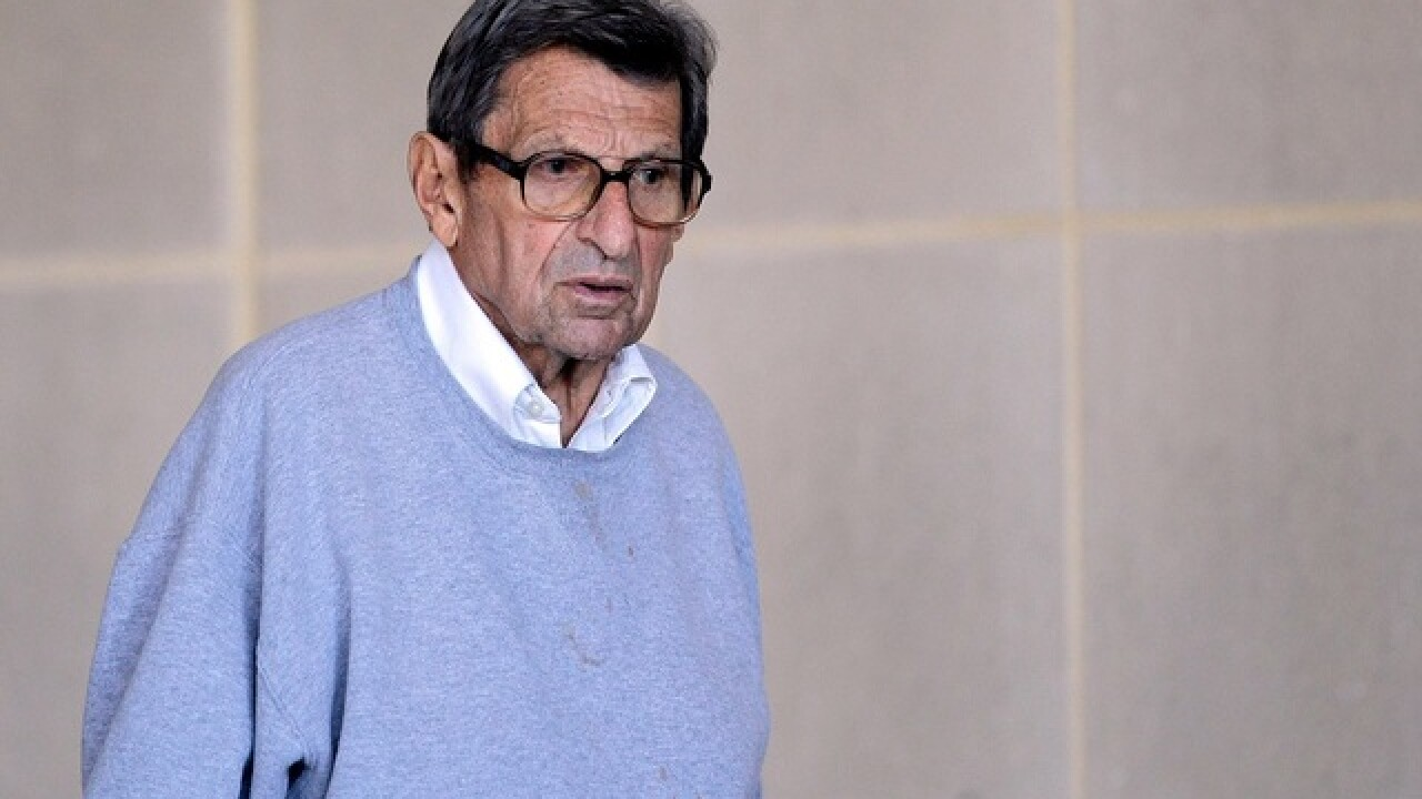 Records could reveal more of claim boy told Paterno of abuse