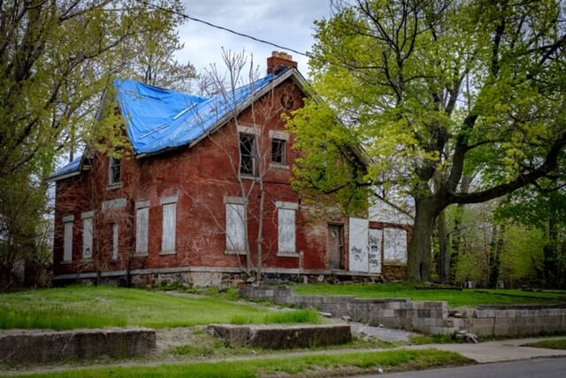 One of Cleveland's oldest houses