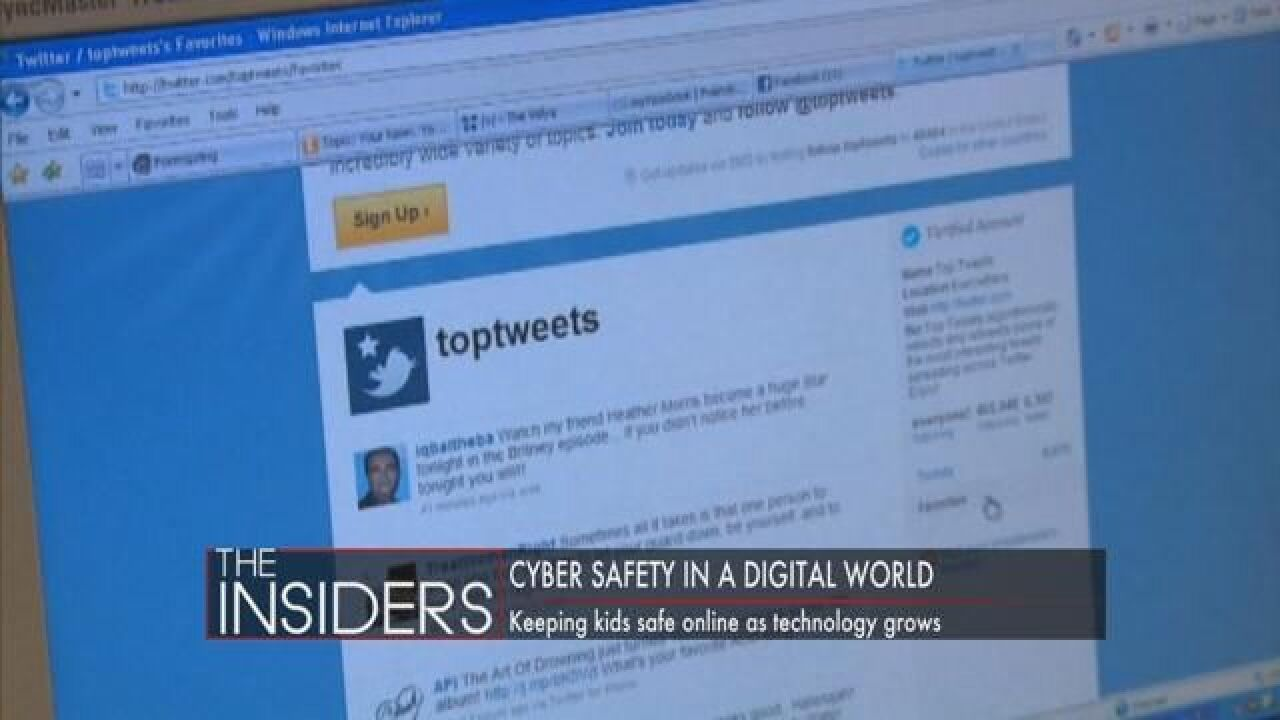 Parents' Cyber Safety Concerns Evolve as New Technologies Emerge