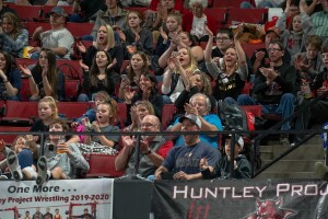 Huntley Project wrestling