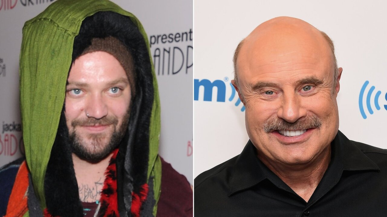 Bam Margera's emotional plea for help answered by Dr. Phil