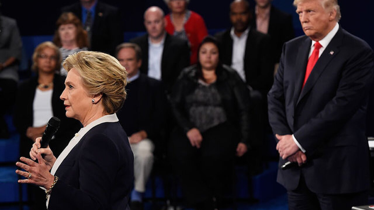 Analysis: Bizarre debate probably didn't change any minds