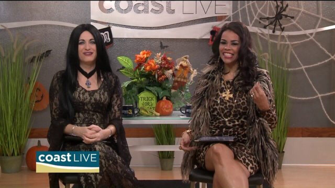 Coast Live and News 3 Get in the HalloweenSpirit