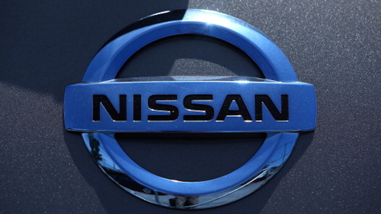 Nissan recalling some Rogue models with defect