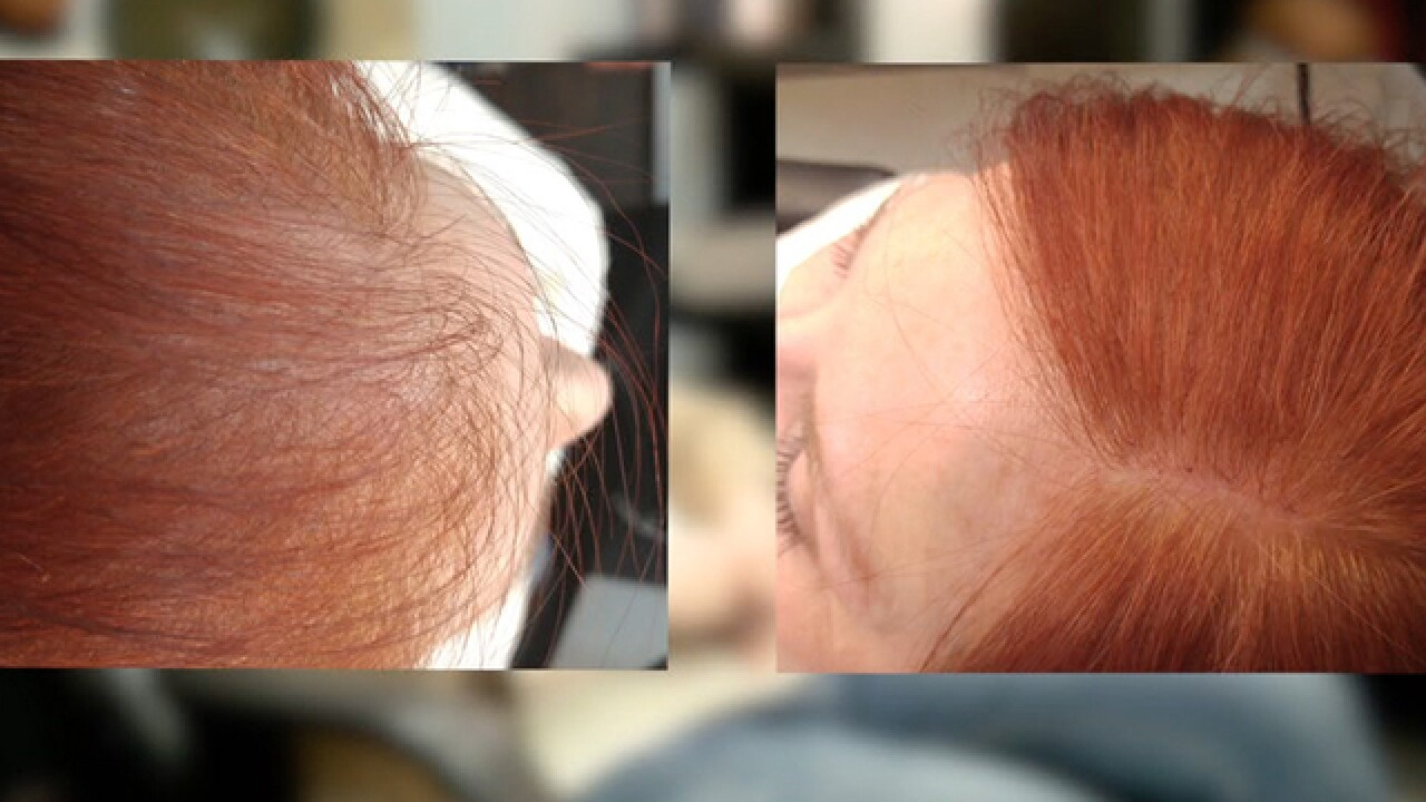 Colorado stylists try unique hair 'filler'