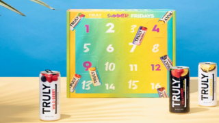 Try A New Hard Seltzer Each Week With Truly's 'Summer Fridays' Calendar