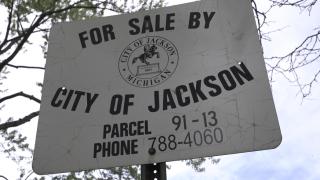 City of Jackson vacant lot