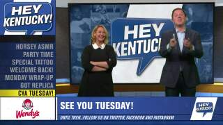 """Hey Kentucky! featuring Mary Jo Perino!!!"" (Monday's Full Episode)"