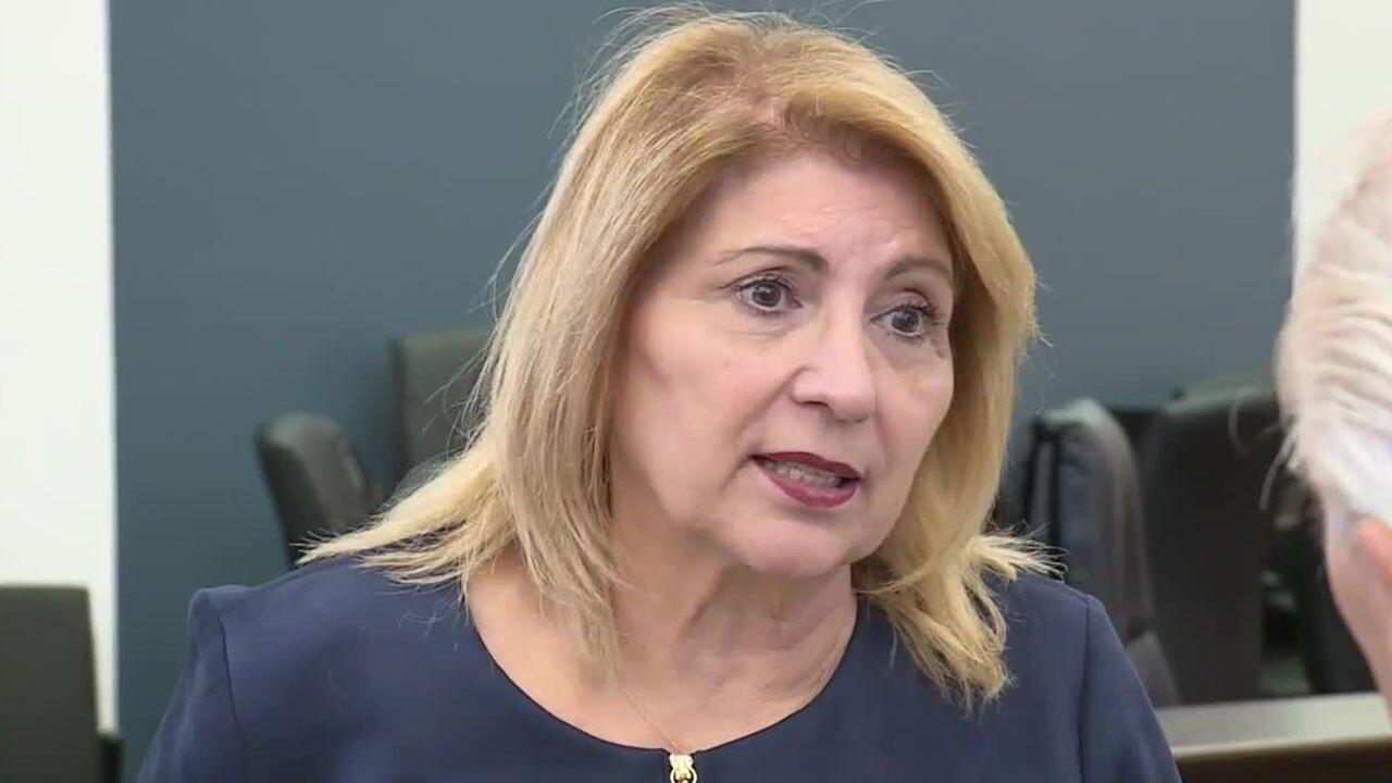 State Sen. Janet Cruz