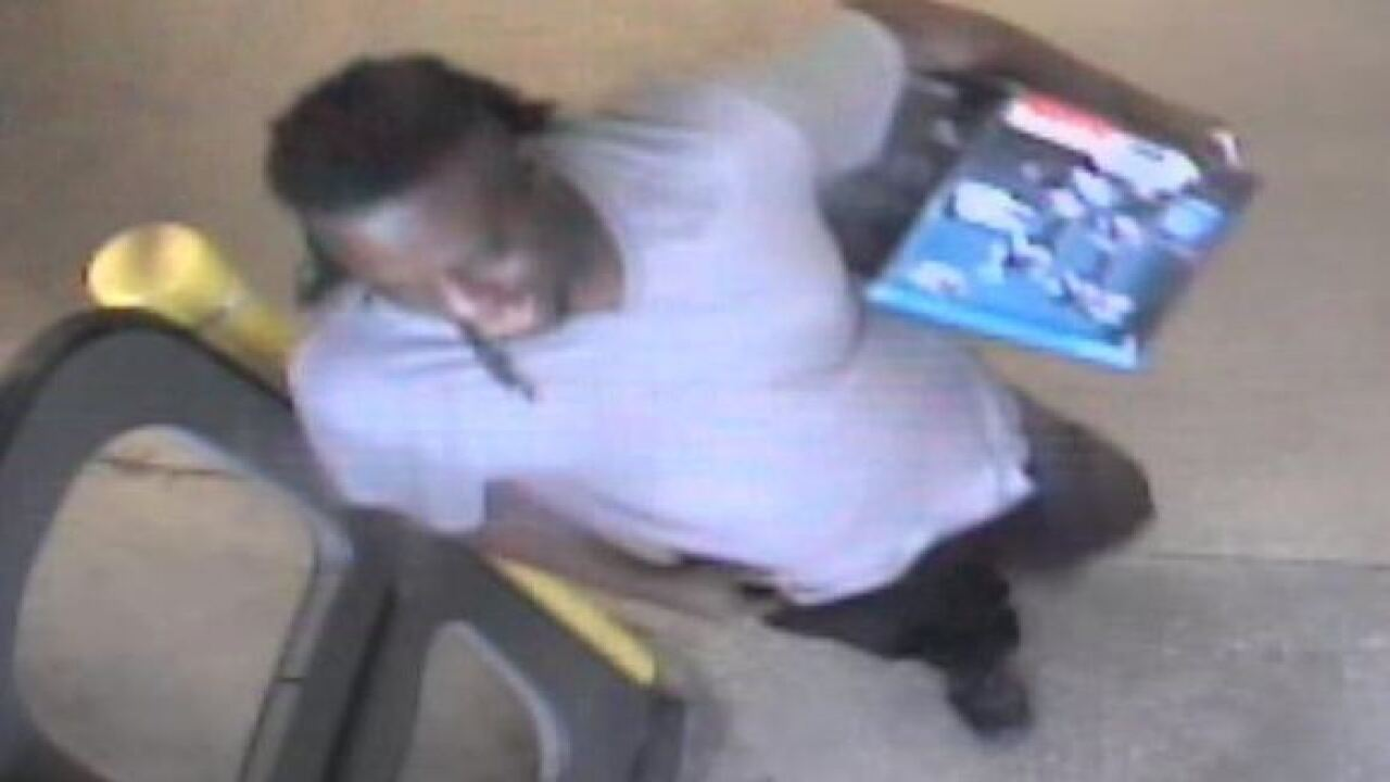Police Looking For Suspects Who Used Stolen Credit Card At Home