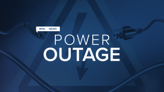 Power Outage Graphic July 2020