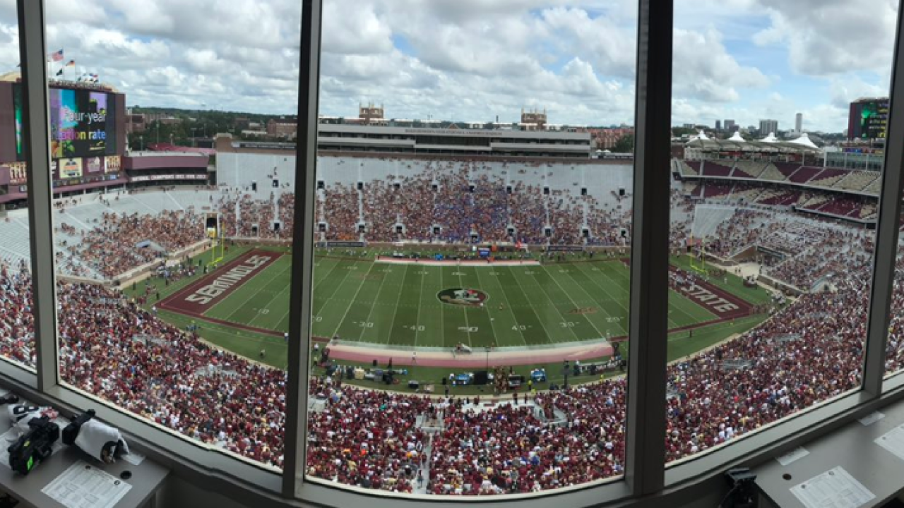 Florida State takes on Boise State at Doak Campbell
