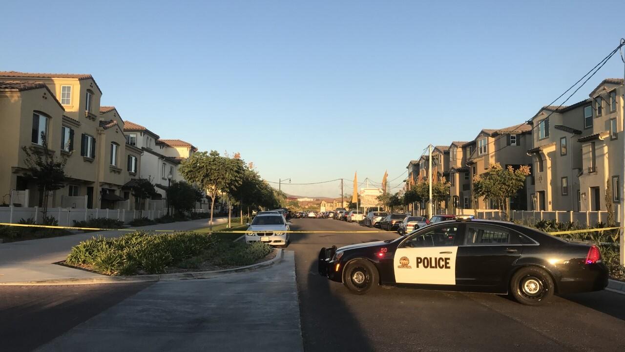 Three kids hit by car in Chula Vista