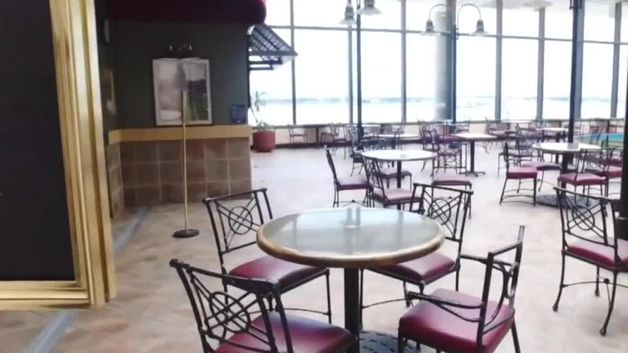 In-door seating at restaurants in Palm Beach County will remain closed until further notice after Gov. Ron DeSantis said South Florida counties will not be part of the Phase 1 reopening plan that takes effect May 4.
