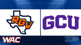 UTRGV vs GCU - WAC Basketball