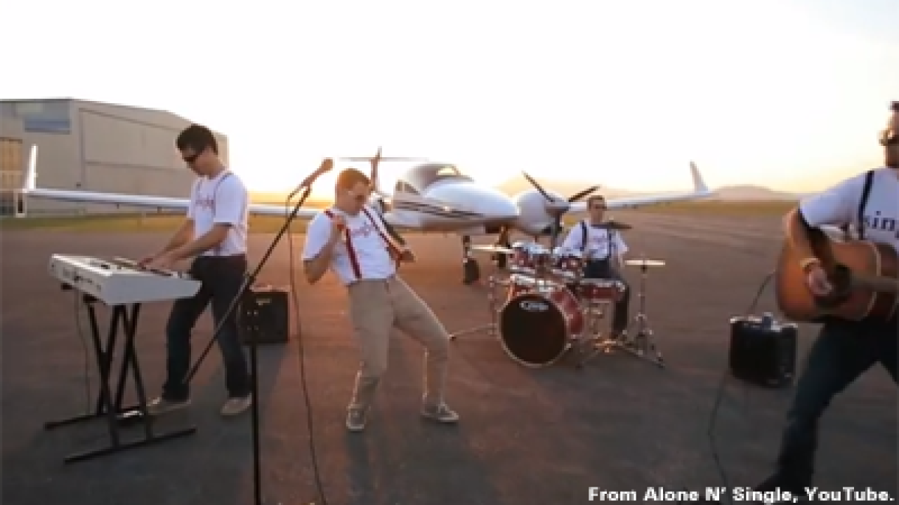Viral music video laments lowered LDS missionary age