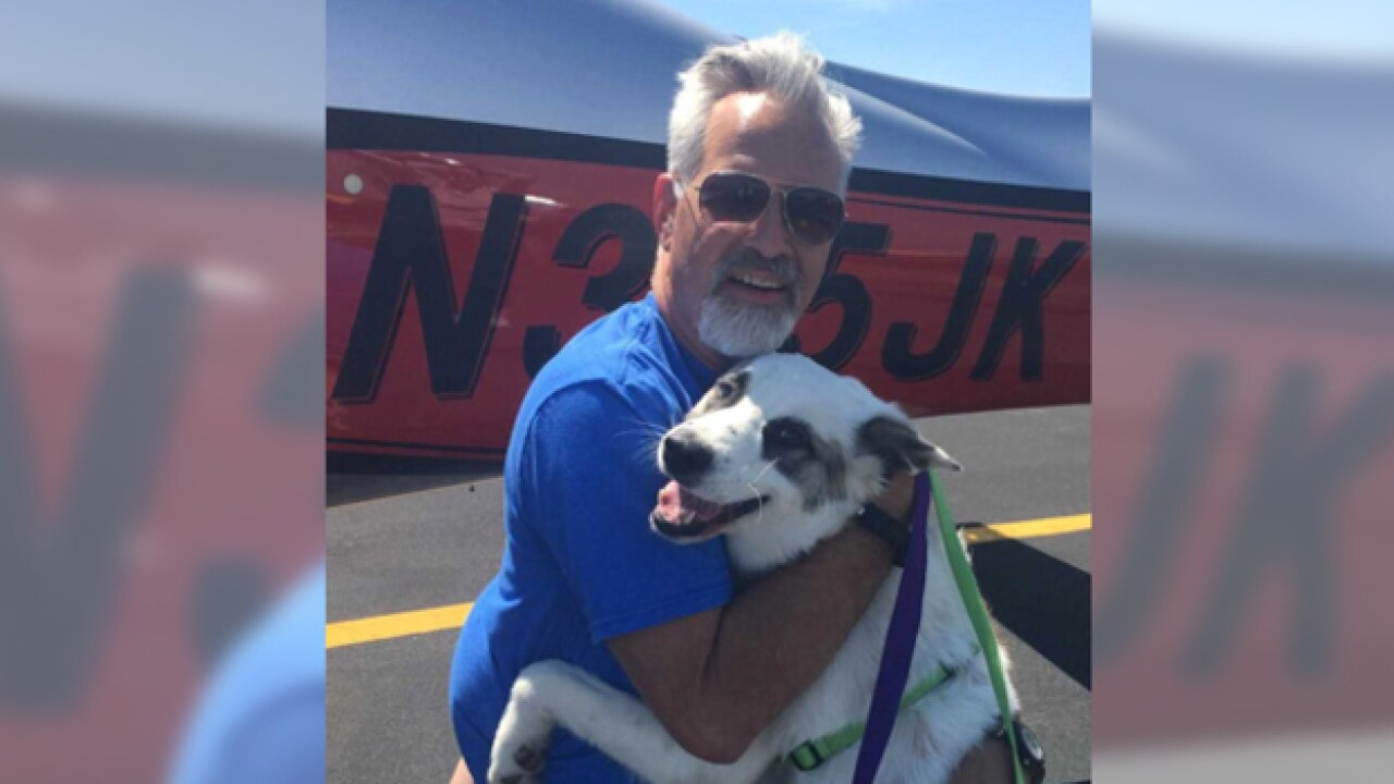 Nashville Man Searches For Father After His Plane Goes Missing
