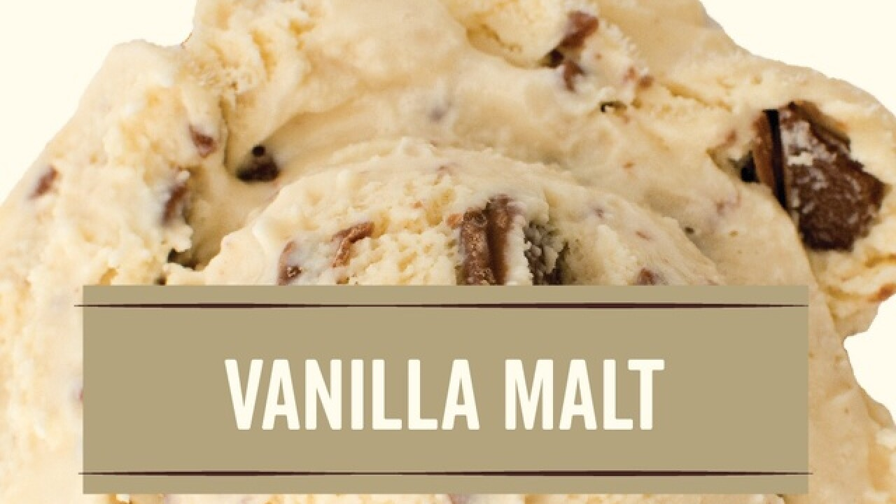 Graeter's scoops up summer 2017's final bonus flavor: vanilla malt chocolate chip