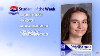 Student of the Week: Savannah Houle