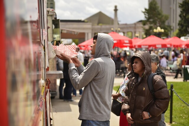 Photos: See what food trucks are offering at Civic Center EATS 2018