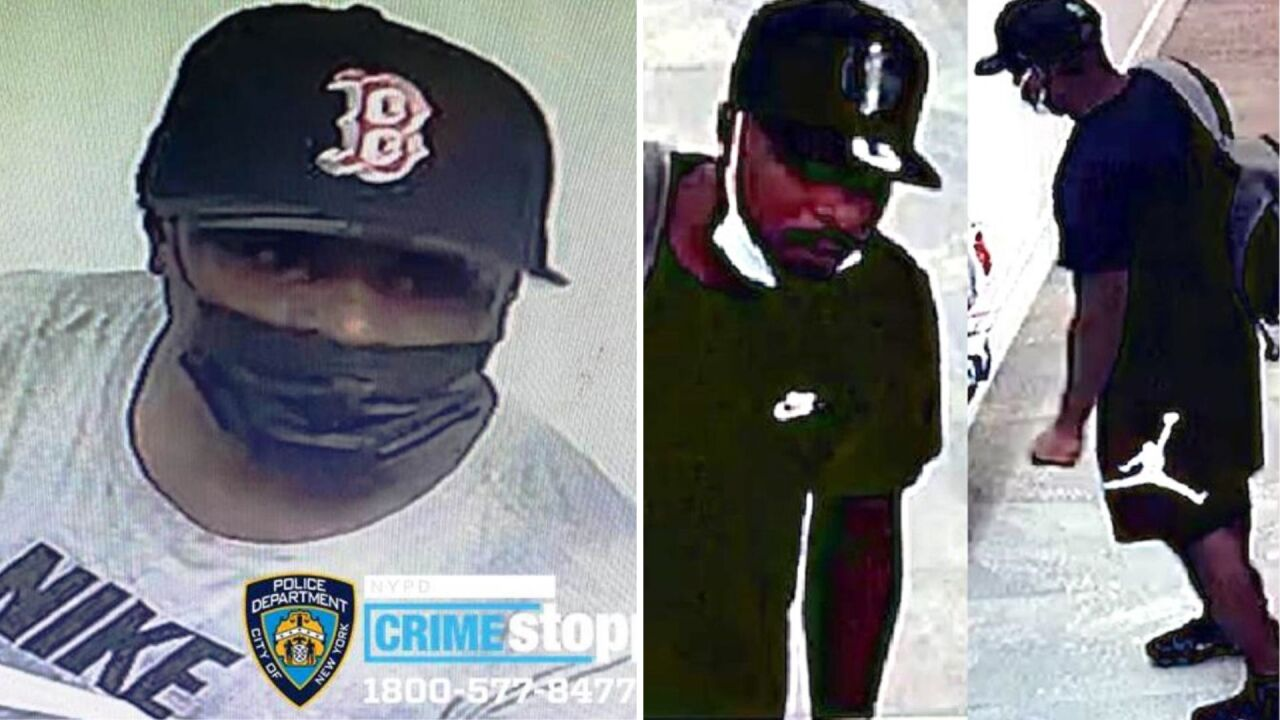 Man wanted for Bronx cellphone store robberies