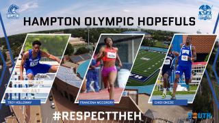 Hampton track