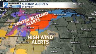 Blizzard Alerts