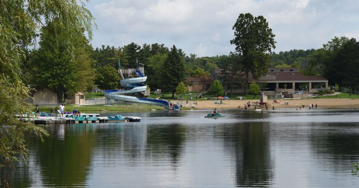 Decades-old waterslide to be removed from Oakland County campground