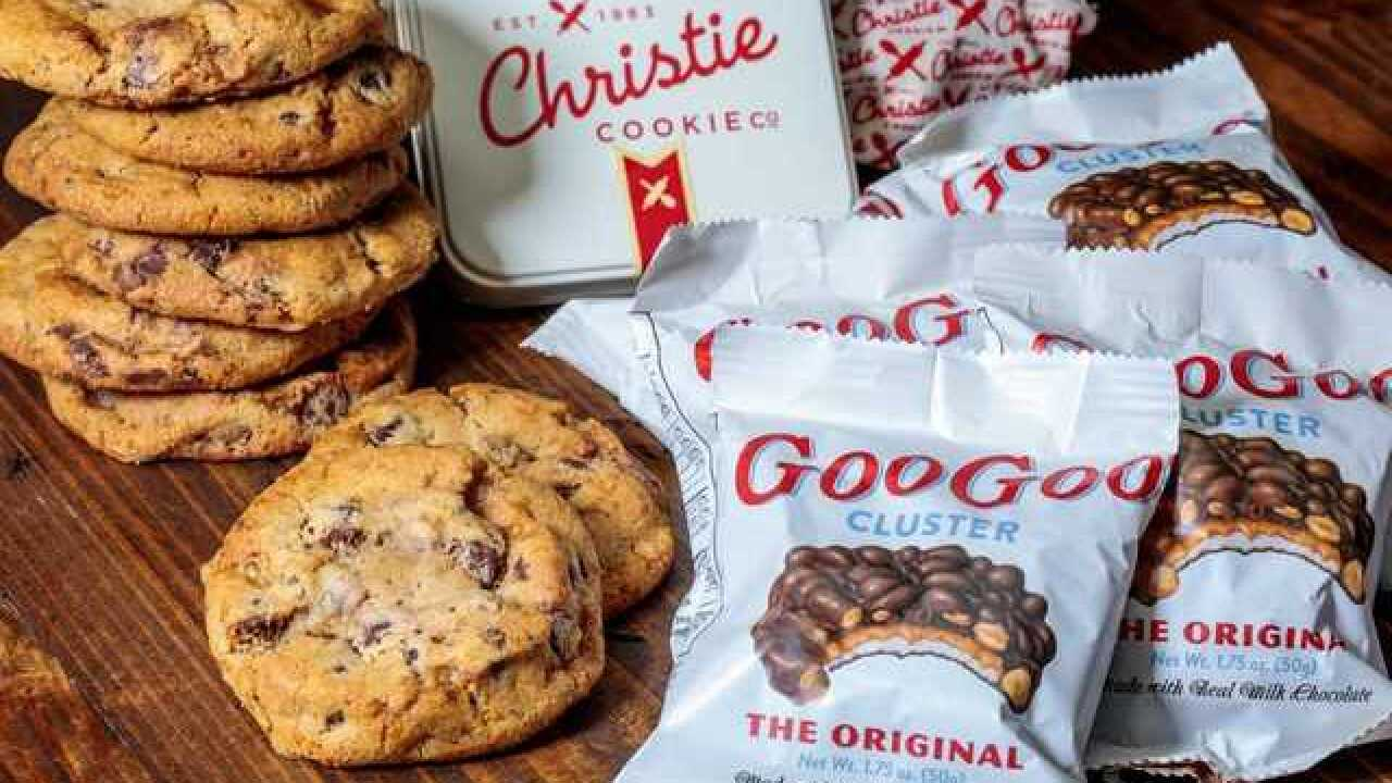 Goo Goo Cluster, Christie Cookie Create Sweetest Collaboration In Town