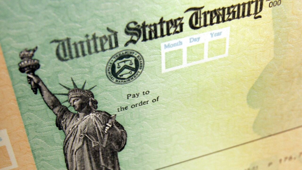 Some taxpayers found stimulus checks went into accounts setup by tax preparers