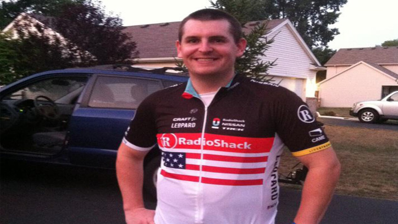 Bicyclist killed in crash remembered