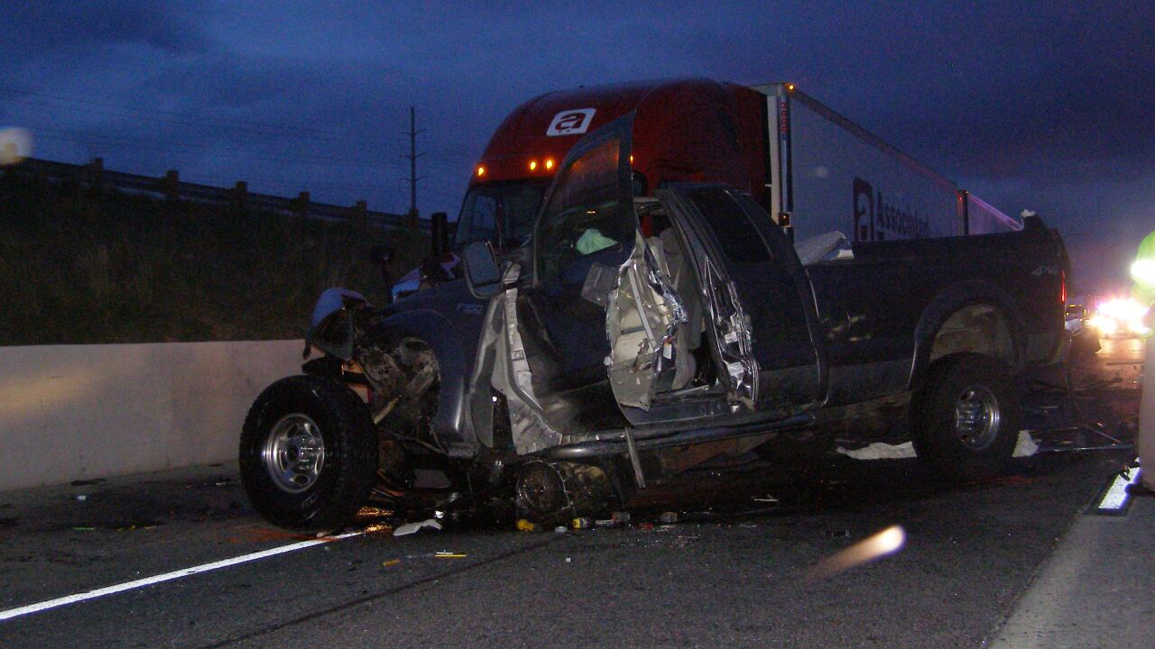Wind a possible factor in fatal crash on I-15 in Centerville