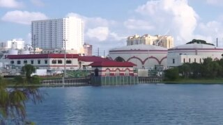 West Palm Beach Water Plant