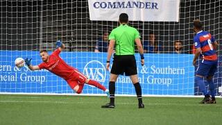 Louisville City FC 2, FC Cincinnati 0