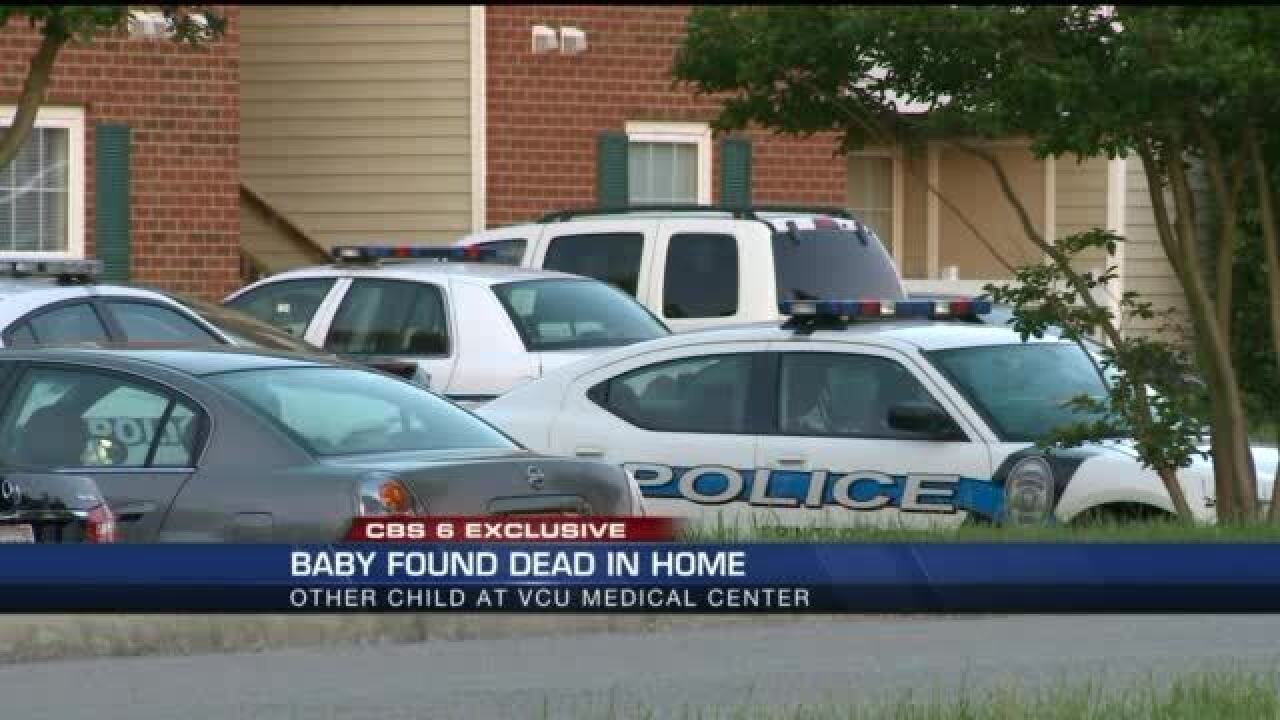 Baby found dead; 2-month-old rushed to hospital in Prince George