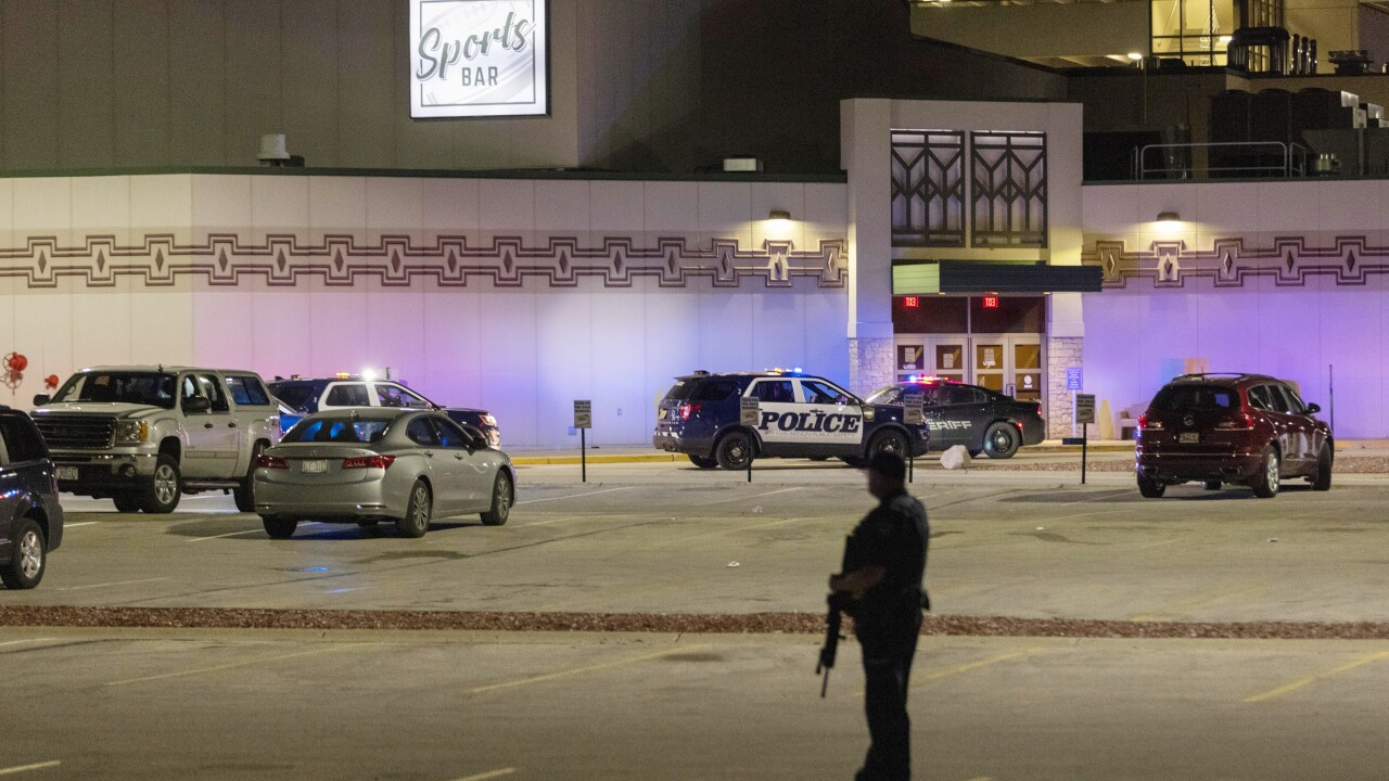 US Casino Shooting Wisconsin