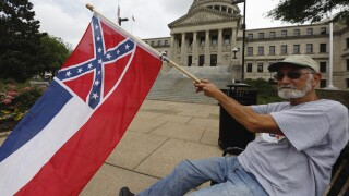 Mississippi legislature votes to replace state flag that includes Confederate elements