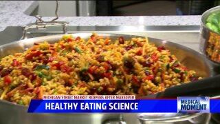 Medical Moment: Michigan Street Market makes healthy eating top priority