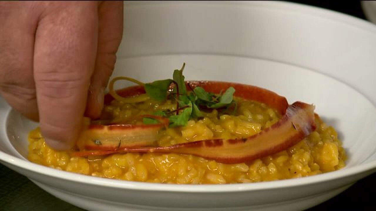 Tips on making a basic risotto