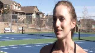 KOAA Athlete of the Week: Mattie Kuntzleman, Discovery Canyon Tennis