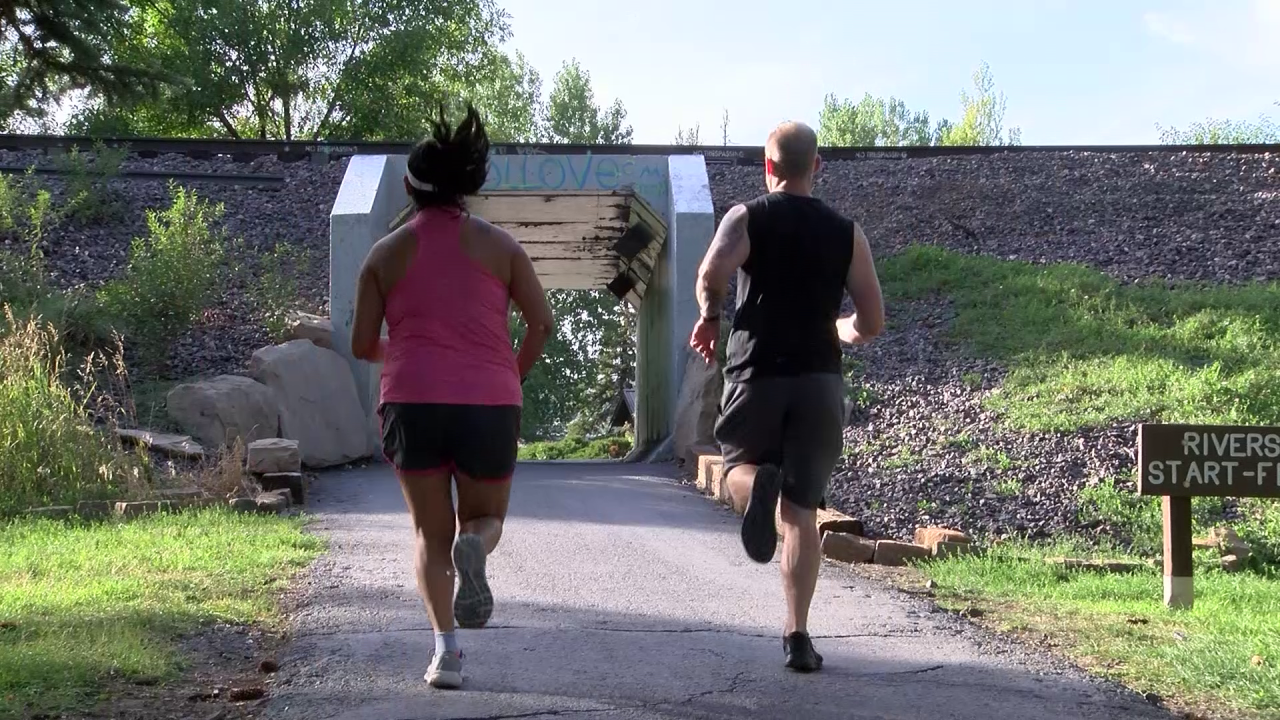 Fitness quest leads Great Falls woman to create running group